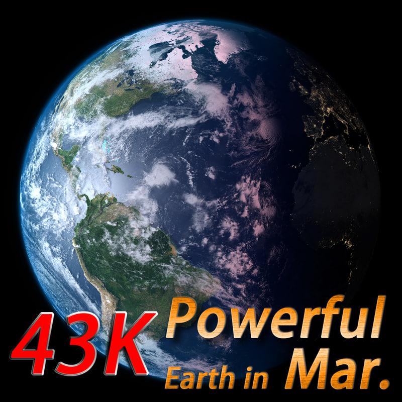 march earth ma