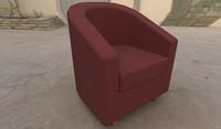 small sofa fbx