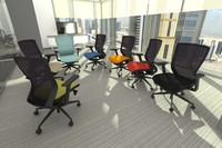 Fursys Sidiz T50 chair