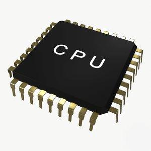 chip 3d obj