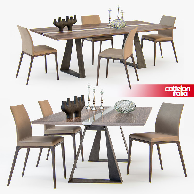 3d italia river table arcadia