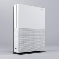 obj xbox s console