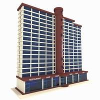 building shop obj