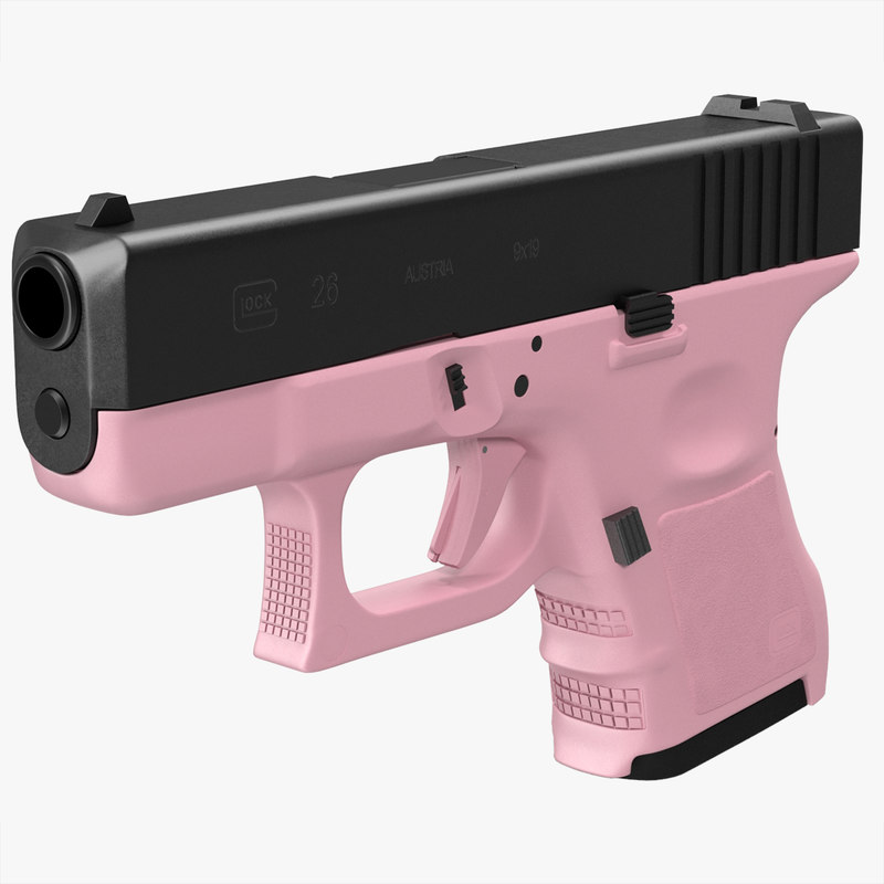 glock 26 pink max