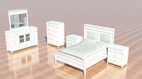 Charlston Bay bedroom furniture