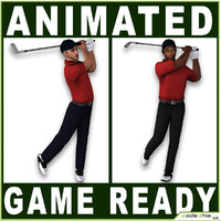 3d games club ball model