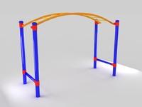 ladder 3d 3ds