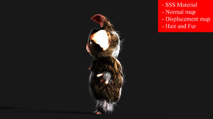 gremlin fur hair max
