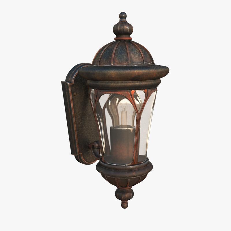 max street lantern
