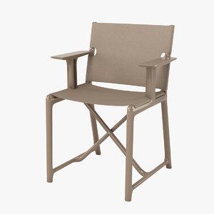 magis stanley chair 3d max