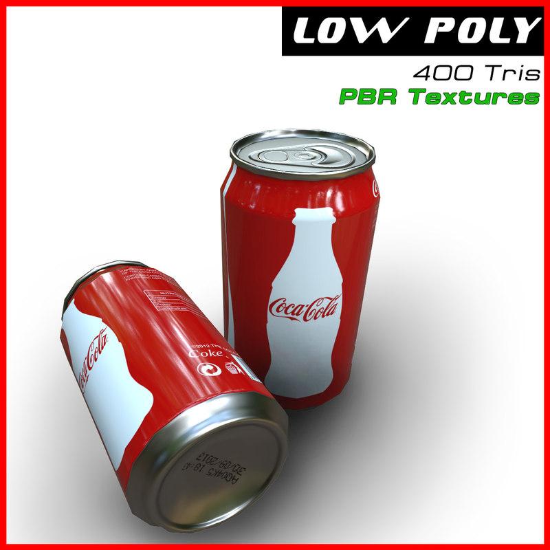 coca-cola ready games 3d max