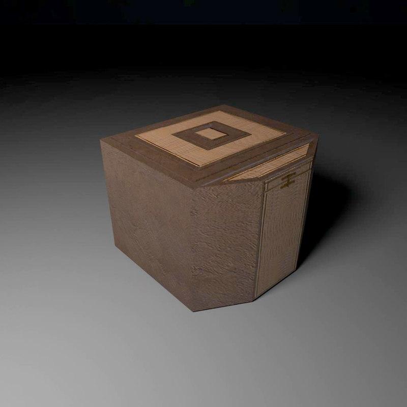 jewel box obj