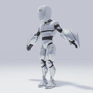 droid 3d max