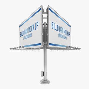 billboard advertising 3ds