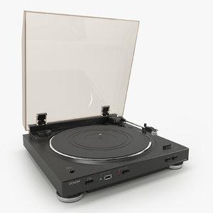 denon record player max