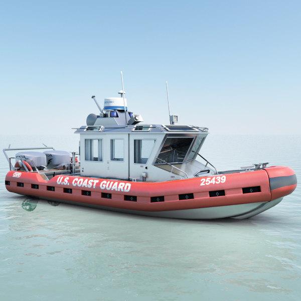 max spc-le guard patrol boat