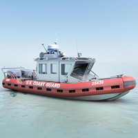 Coast Guard Patrol Boat