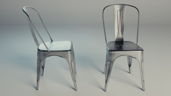 3d obj xavier marais chair