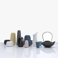 3d ceramics ditte fisher
