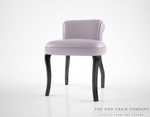 odd chair company charlie 3d model