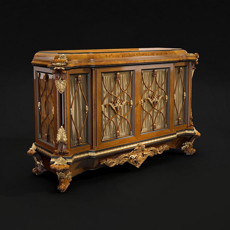 Max riva mobili d arte - Mobili d arte ...