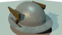 Flash Helmet - Jay Garrick