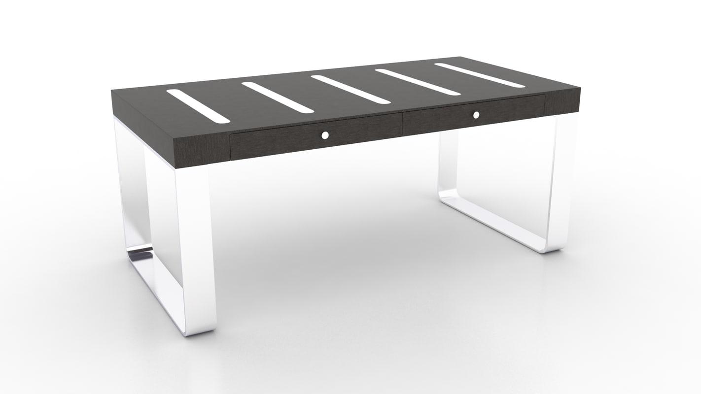obj desk drawers designed