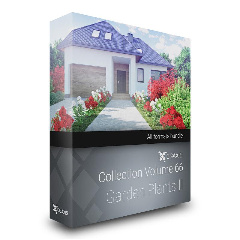 max volume 66 garden plants