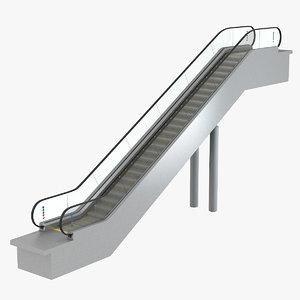 max kone travelmaster escalator