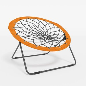3d bungee chair