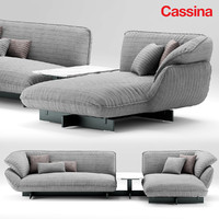 cassina 550 BEAM SOFA SYSTEM