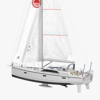 Offshore Sailing Yacht 2