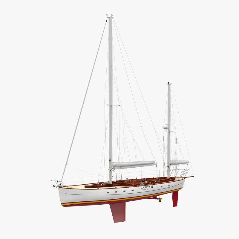 sailing yacht 2 3d 3ds