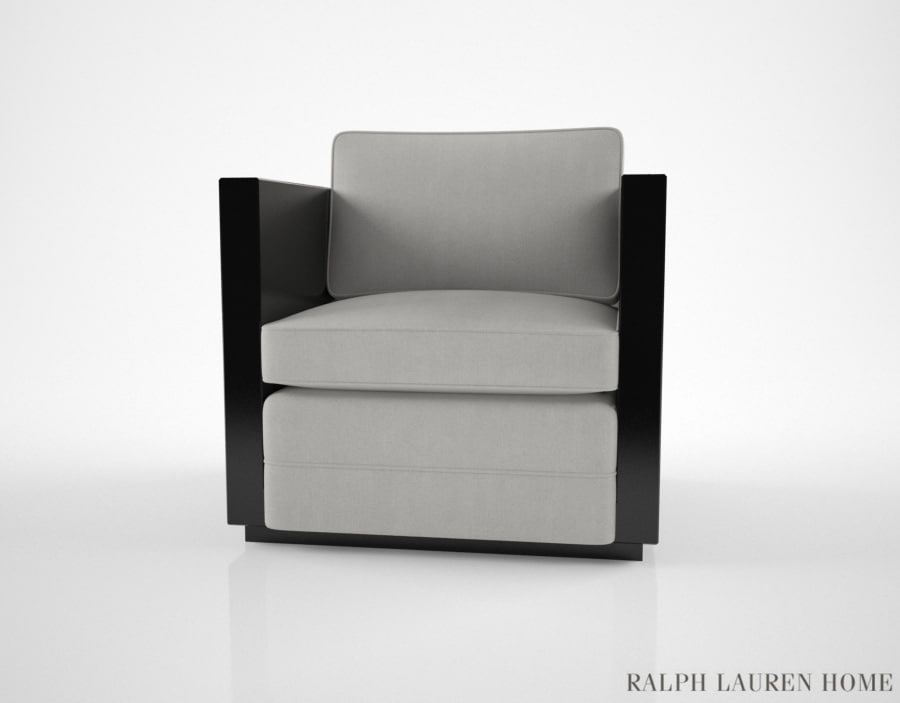 3d max ralph lauren city modern