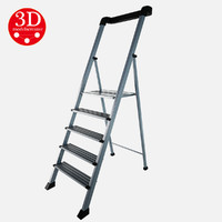 ladder 3d obj