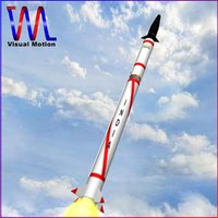 3d model india medium range