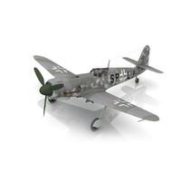 Messerschmitt Me-209 V5