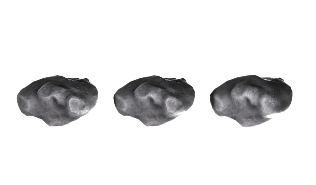 meteor 3d max