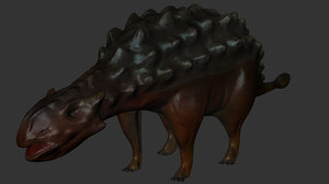 ankylosaurus 3d 3ds