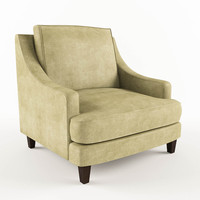 Pottery Barn LANDON UPHOLSTERED ARMCHAIR