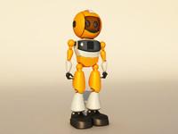 3d design robot karmashik