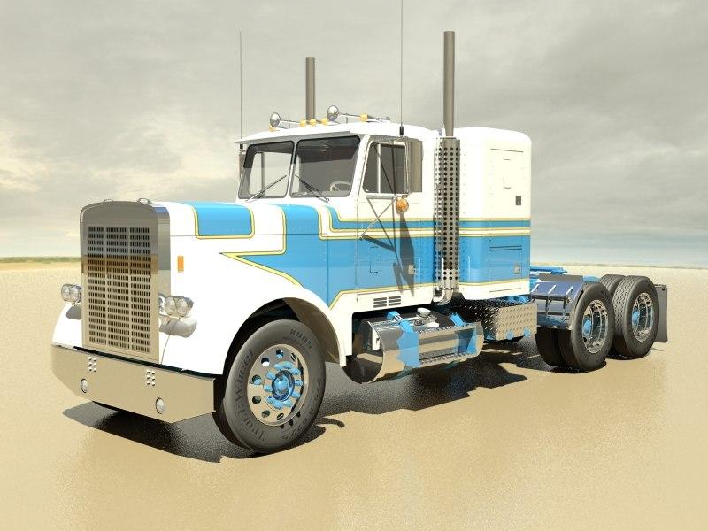 3d model 1975 wfl flc