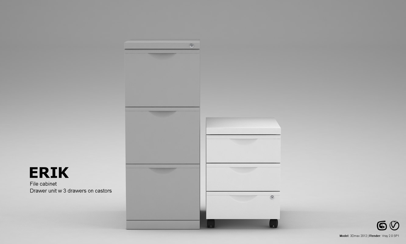 ikea 3 drawer filing cabinet : axiomatica
