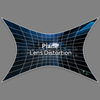 Plane Lens Distortion