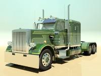 359 Custom Semi Truck
