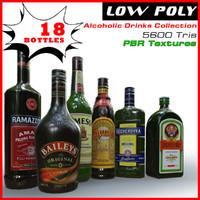 alcoholic drinks max