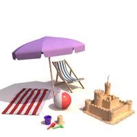 summer set 3d x