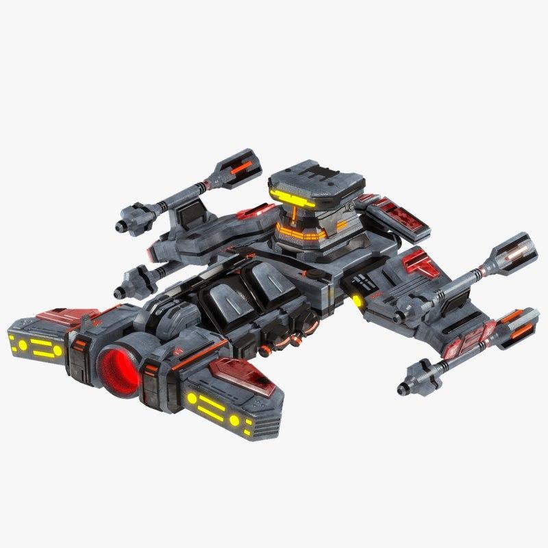 battlecruiser starcraft 2 fbx