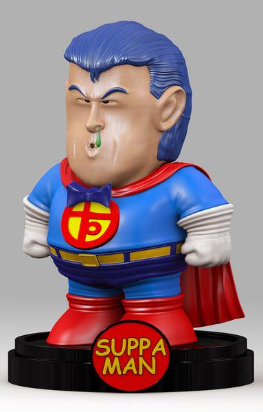 super superhero hero ma