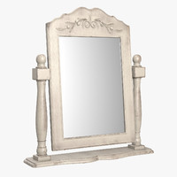 mirror romance country 3d model